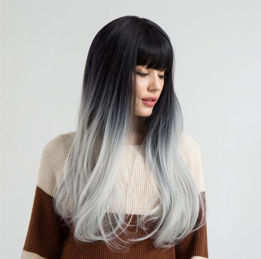 peruca din par sintetic pentru femei
